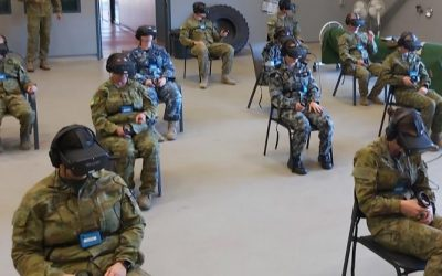 Transforming Stress Management Training for the Australian Defence Force